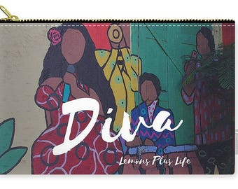 Carry-all Pouch Diva