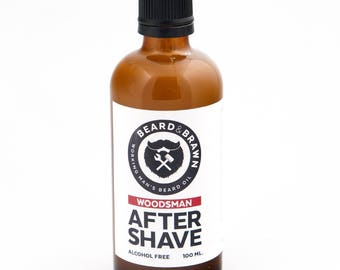 Woodsman Aftershave