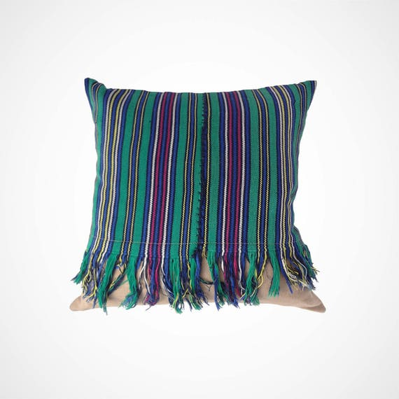 Hand Woven Colourful and ...