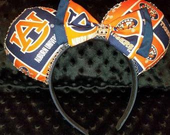 Auburn Tigers Disney Inspired Ears