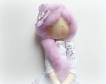 Salome decoration romantic rag doll
