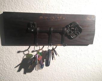 Pallet Wood Key Holder