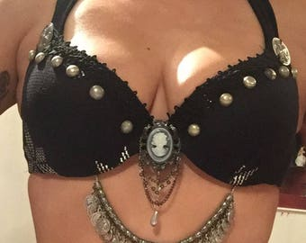 On Hold for A.L. Assuit tribal bra B cup