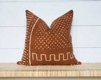 Mudcloth Pillow - 22x22