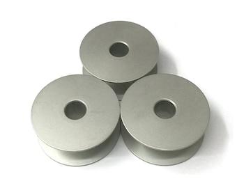 Aluminum Bobbins Juki Dnu-1541-7, Ls-341n Sewing Machine - 3 Pk #D9117-141-e00