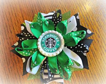 Starbucks Loopy Bow