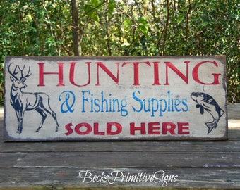 Hunting and fishing etsy for Fishing equipment stores near me