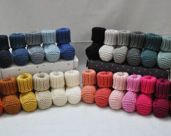 Baby wool and cashmere, choose colors