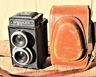 Vintage 1940's Argus ArgoFlex E Camera