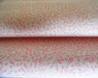 "liberty tana lawn fabric annabel pink 9"" x 12"""