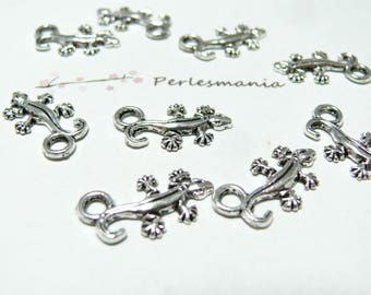 10 charms 2B 5541 salamander's