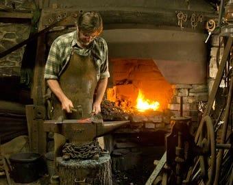 Blacksmith Fine Art Photography