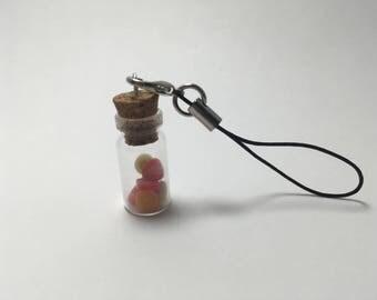 Fruit Bottle Charm