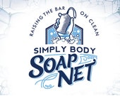 Simply Body Soap Net