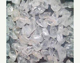 80% OFF SALE 5 Pieces Chrystal Quartz Rough