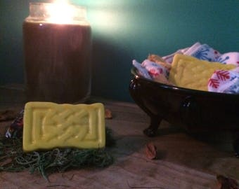 Handmade Lemon Soap