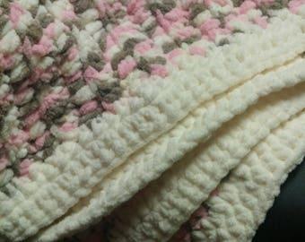 Fluffy Baby Blanket