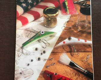 1999 Ping A T Fishing Lures Catalog w/ Wholesale Price List