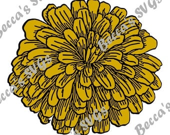 2 color/layer Yellow Zina SVG
