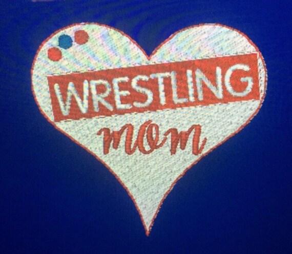 Heart Sport Mom Baseball Cap