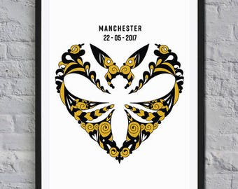 The Bee, The Manchester Working Bee, Manchester - 22.05.2017 |  All profits will be donated to Charity for families that have suffered.
