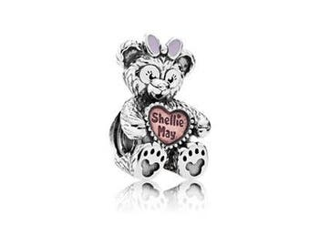 Authentic Pandora Disney Shellie May Charm