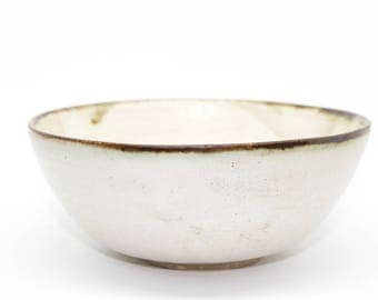 Bowl 148, Contemporary abstract style, Handmade pottery
