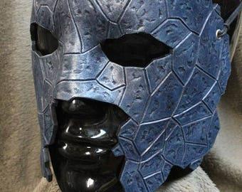 Earth Elemental leather mask