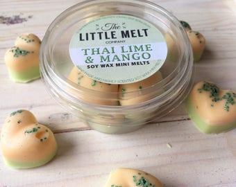 Thai Lime & Mango Soy Wax Melts