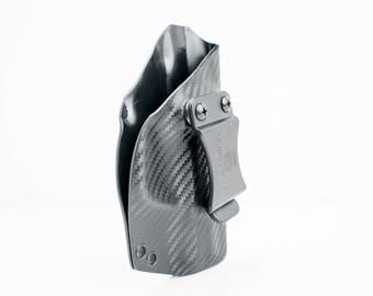 S&W SDVE 9/40 IWB kydex concealed carry holster