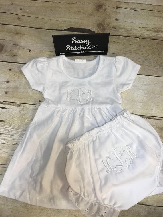 Christening outfitbaby girl outfit white baby dress outfit
