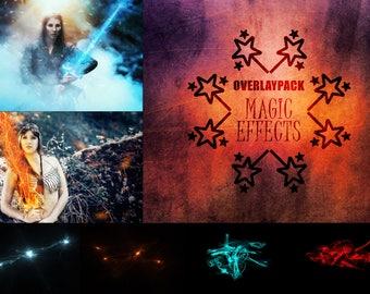 Magic Effects - 50 Effekt Overlays