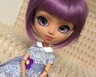 OOAK Custom Pullip Doll 'Violet' No.14 by Dolls du Jardin