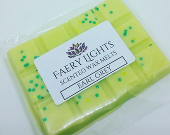 Wax Melts, Earl Grey, Scented Wax Melts, Wax Tarts, Scented Wax, Home Fragrance, Suitable for use in any wax melter.