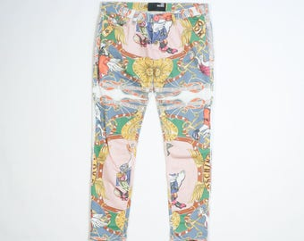 MOSCHINO - Cotton pants