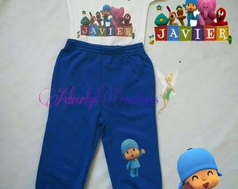 Pocoyo boys set