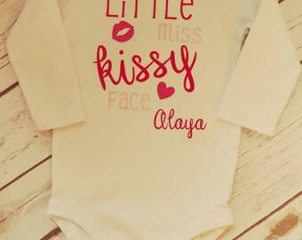 Girls Valentines Shirt, Valentines Shirt, Girl Valentine Shirt, baby valentine shirt, girl valentine onesie, valentines day shirt, vday