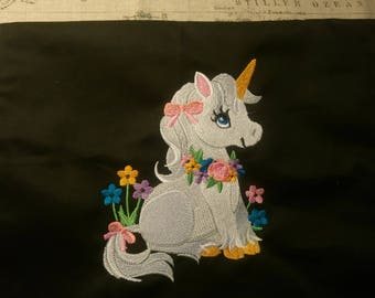 Unicorn/Fantasy Inspired Apron