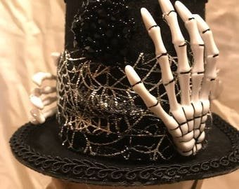 Handy Halloween Mini Top Hat