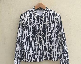 Software Bamboo Motive Shirt Blouse