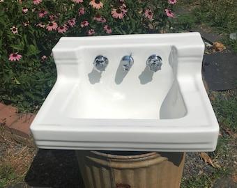 Bathroom Sinks Made In Usa bathroom sinks | etsy