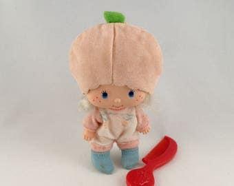 Strawberry Shortcake Apricot  Doll 1979