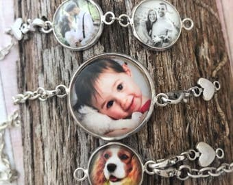 Mother of the Groom Gift Mother of the Bride Gift From Daughter New Mom Gifts Mom From Daughter Mothers Day Gift Mommy and Me Jewelry Photo