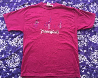 1990's, Mickey Inc Disneyland Shirt
