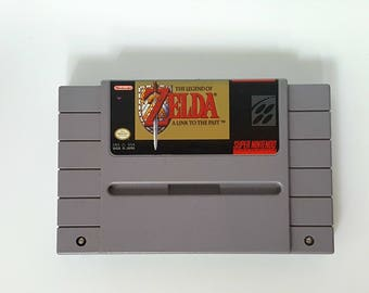 Zelda A Link to the Past, Vintage SNES, Open-World Gameplay