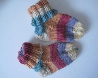 Baby socks 10 cm