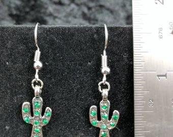 Cactus earrings #274