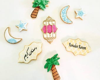 Ramadan/Eid Cookie Cutter Set