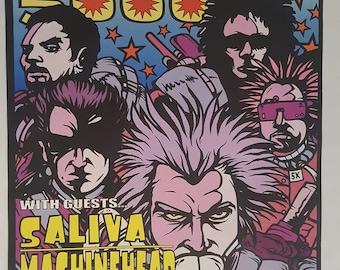 Jermaine Rogers powerman 5000  poster