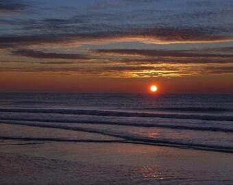 Canvas_058: Bournemouth Sunrise